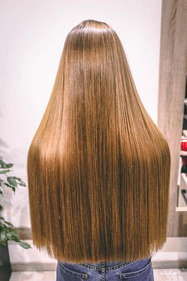 keratynowe prostowanie włosów w poznaniu