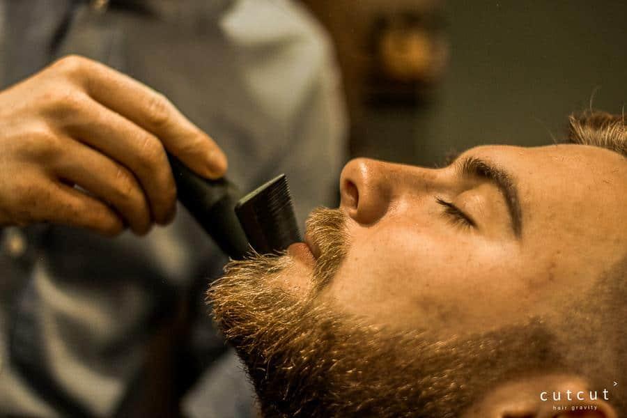 Pielęgnacja brody barber