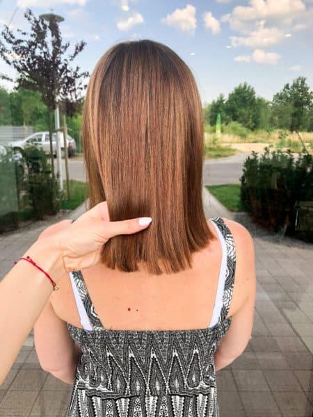 kobieca-fryzura-galeria-zdjec-gleboki-odcien-sredniego-brazu-najlepszy-fryzjer-poznan