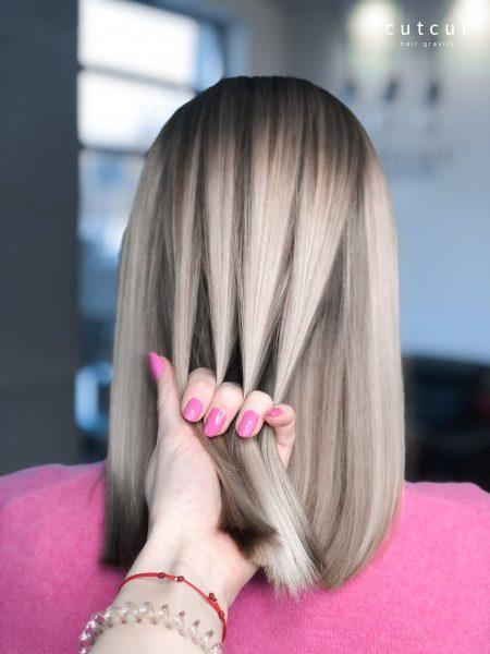 kobieca-fryzura-galeria-zdjec-odcien-piaskowego-blondu-najlepszy-fryzjer-poznan