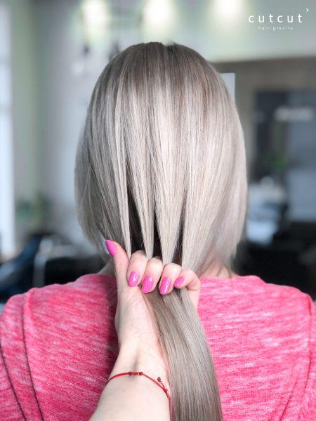 kobieca-fryzura-galeria-zdjec-przepiekna-koloryzacja-wielotonowa-w-bardzo-chlodnych-odcieniach-najlepszy-fryzjer-poznan