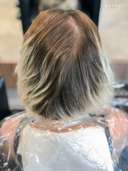 kobieca-fryzura-galeria-zdjec-baleyage-w-odcieniach-chlodnego-blondu-najlepszy-fryzjer-poznan